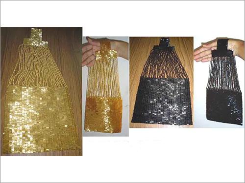 Elegant, Handcrafted Wrist Bag