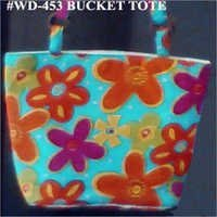 Fabric Bucket Tote