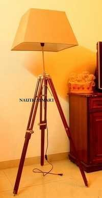 Decorative Marine Tripod Floor Lamp Search Light Home Decor