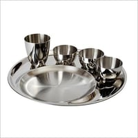 Stainless Steel Glasses And Bowls