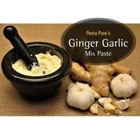 Ginger Garlic Mix Paste