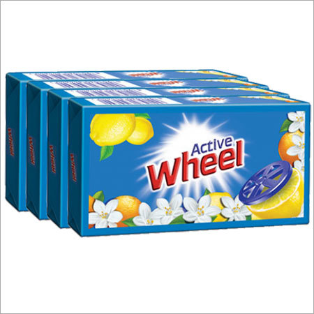Wheel Active Detergent Bar