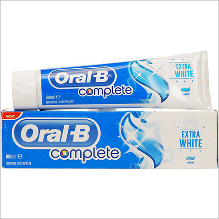 Oral B Toothpaste Wholesaler,Supplier,Exporter