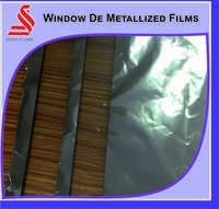 De Metallized Window Films