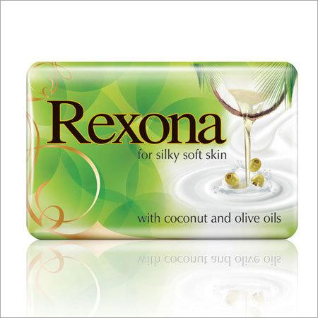 Rexona Silky Soft Skin Soap