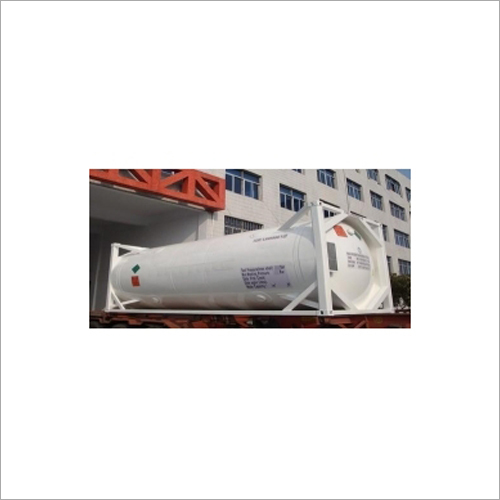 Cryogenic ISO Tank Container