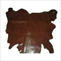 Semi Vegetable Tanned Leather