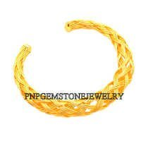 Beautiful Gold Plated Choker Necklace