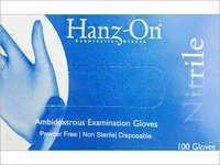 Examination Gloves - Nitrile