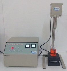 Ultrasonic Emulsions Probe Sonicator