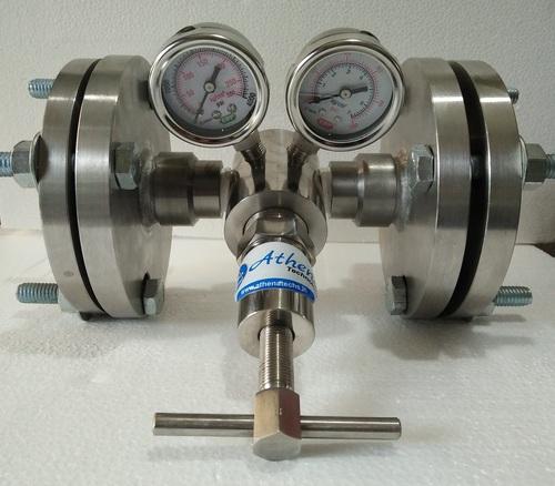 Line Pressure Regulator