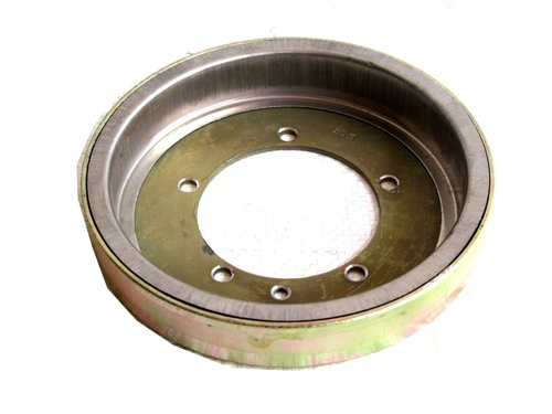 Three Wheeler Magnet Coil Ring