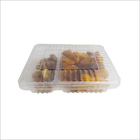 2 Section Tray