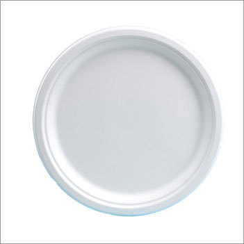 10'' Round Plate Bagasse