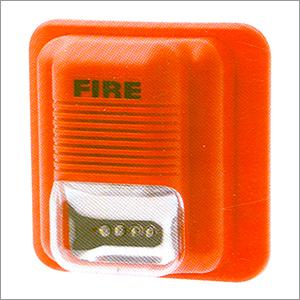 Fire Hooter Cum Strobe