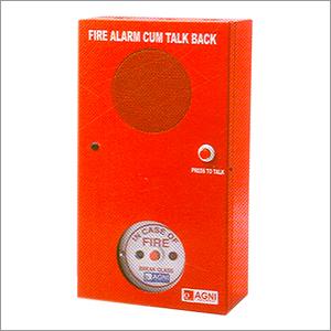 Fire Alarm Talk Back Unit