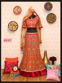Bollywood Designer Fancy Lehenga