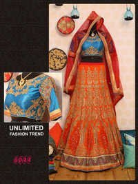 Exclusive Fancy Bollywood Lehenga