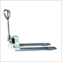Stainless Steel Hand Hydraulic Pallet Truck
