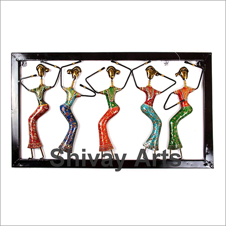 Iron Lady Dancer Wall Decor Wall Hanging