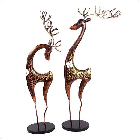 Wooden Handicrafted Deer