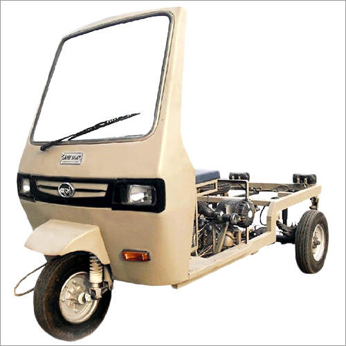 Garv Shakti 435-D Commercial Three Wheeler