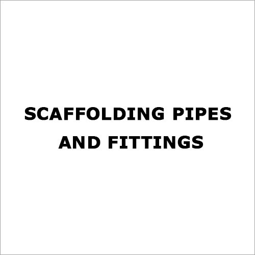 Scaffolding Pipes Fittings