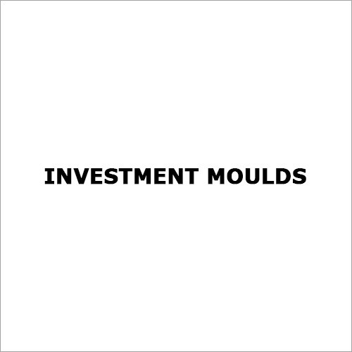 Investment Moulds