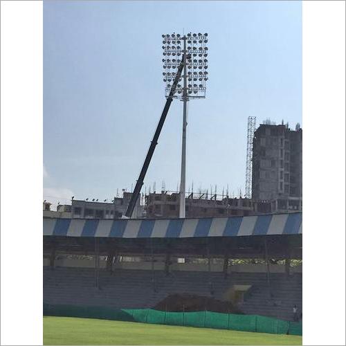 Stadium Mast Poles