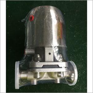 Stainless Steel Pneumatic Diaphragm Valve
