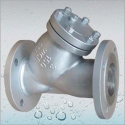 Flanged Y Type Strainer