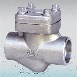 Forged Socket Welding Check Valve