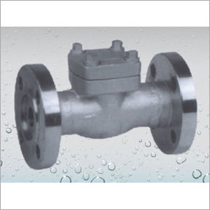 Forged Flanged Check Valve