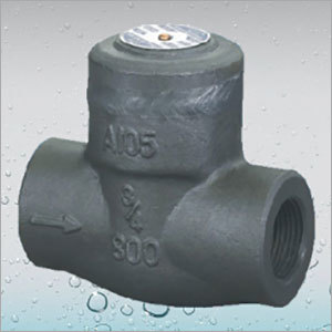 Forged Threaded Check Valve