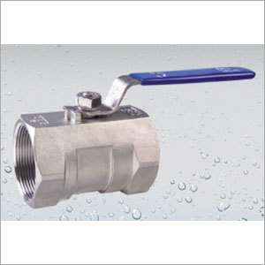 Thread Ball Valve Without Lock Device