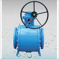 Side Entry Forged Steel Trunnion Ball Valve