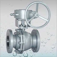 Cast Steel Flanged Floating Ball Valve