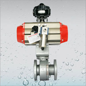 Metal Seated Two Piece Forged Ball Valve