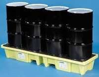 4 Drum In Line Spill Pallet