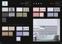 Digital Wall Tiles 250X375mm