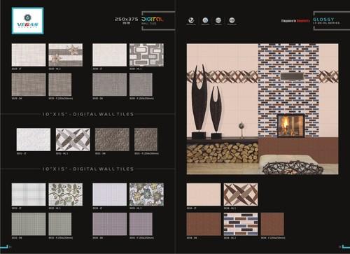Ceramic Tiles 250X375 MM