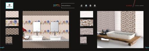 Ceramic Tiles 250X500 mm