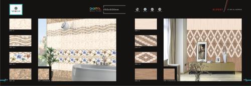 Digital Wall Tiles 250X500 mm