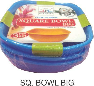 Plastic Serving Bowls