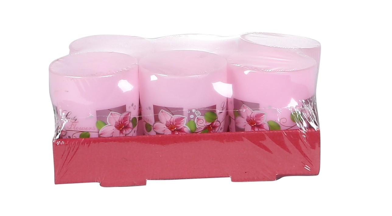 Plastic Glass Set