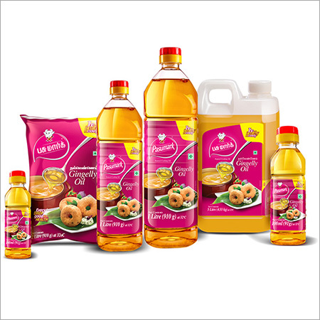 Gingelly Oil / Sesame Oil