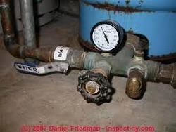 Tank Pressure Gauge