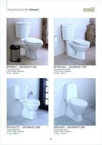 toilets suites