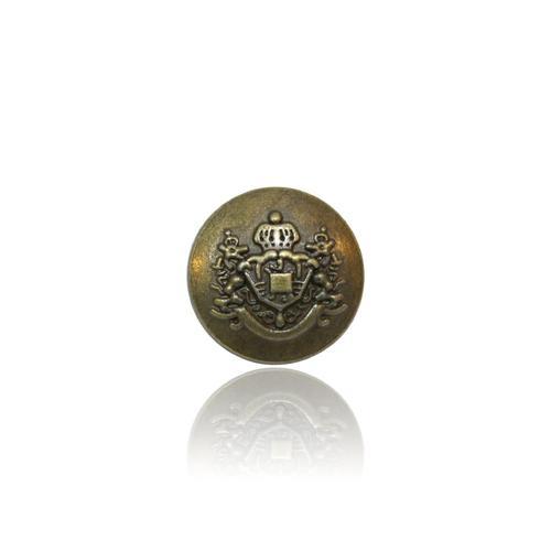 Antique Gold Button