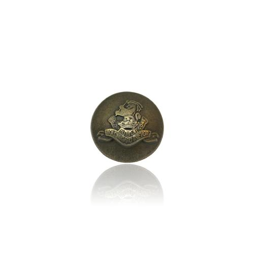 Antique Silver Button